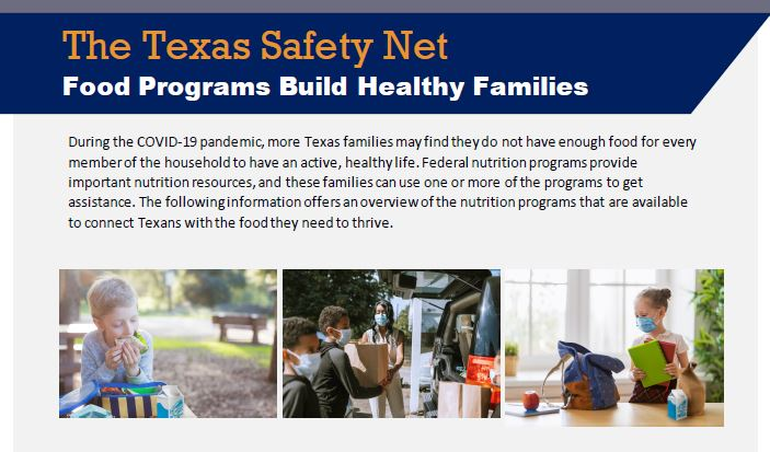 The Texas Safety Net