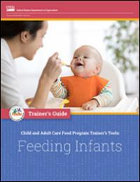 Feeding Infants in the Child and Adult Care Food Program