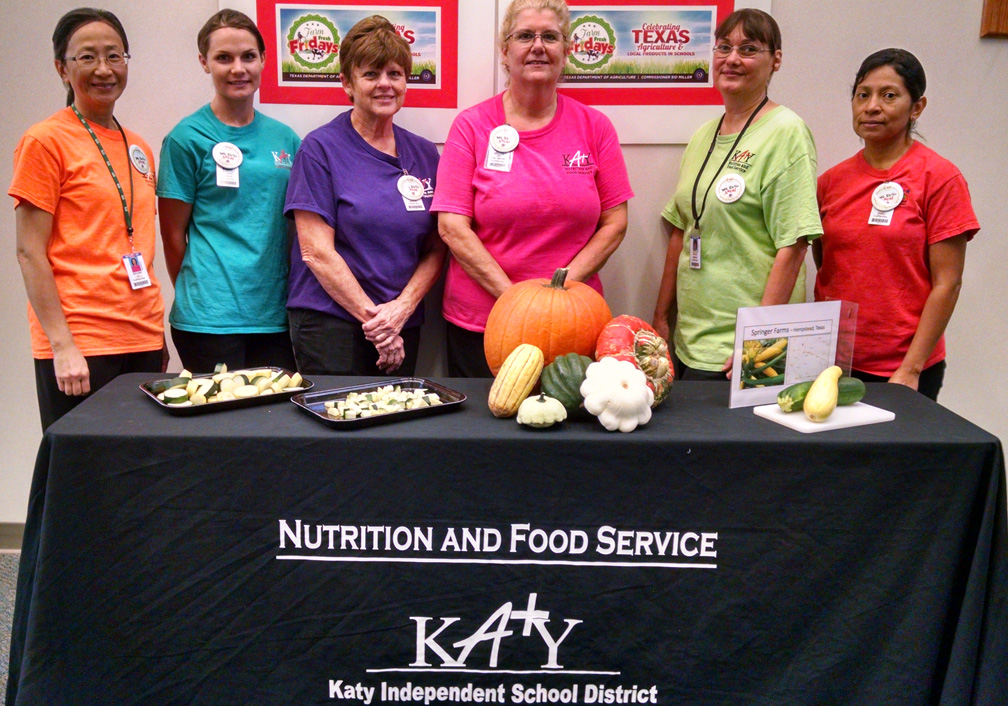 Katy ISD Celebrates Farm Fresh Fridays Katy Isd