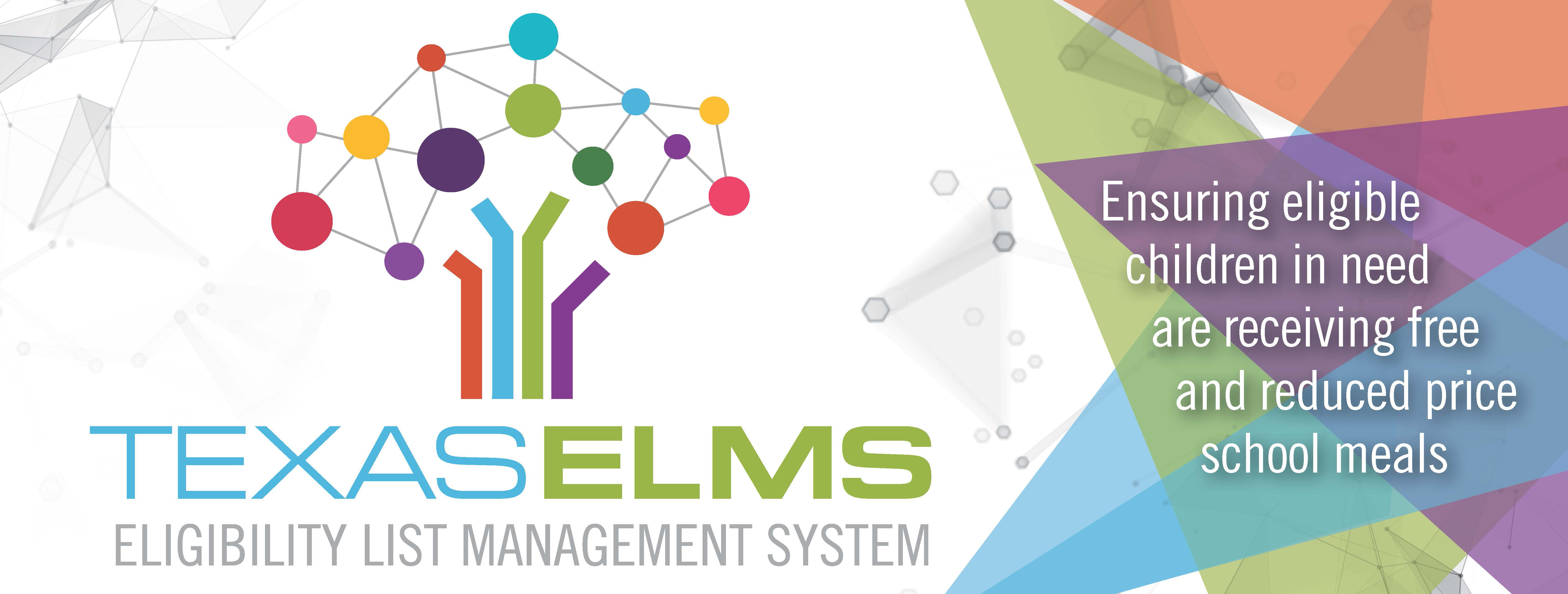 Texas ELMS Forms & Tools