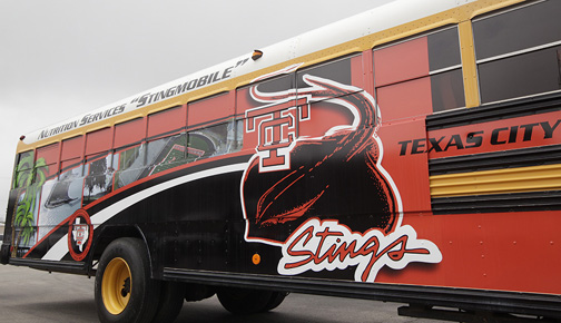 Texas City ISD Sting Mobile