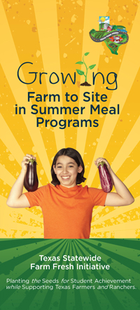 Growing Farm to Site in Summer Meal Programs