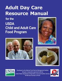 Adult Day Care Resource Manual (ICN)
