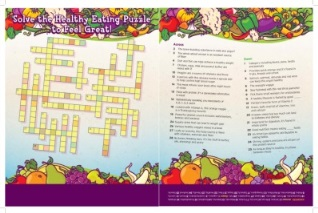 Food for Thought: Crossword Puzzle (TDA)
