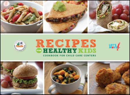Recipes for Healthy Kids: Cookbook for Homes (USDA)