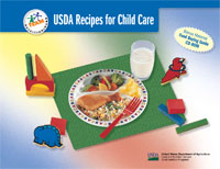 USDA Recipes for Child Care