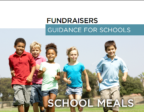 Fundraisers Guidance for Schools